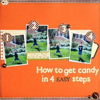 How to Get Candy